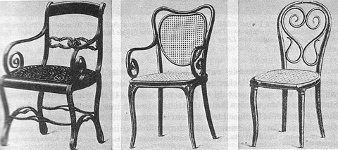 The 19th Century Chair