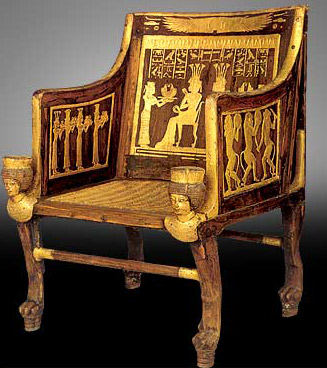 The Egyptian Chairs